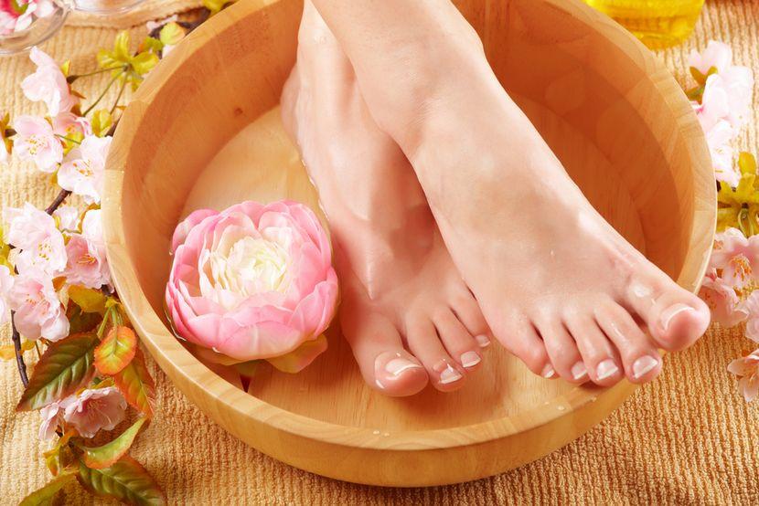 Лечение грибка ногтя народными средствами
