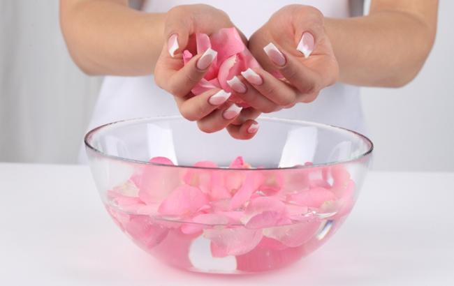 укрепление ногтя в домашних условиях