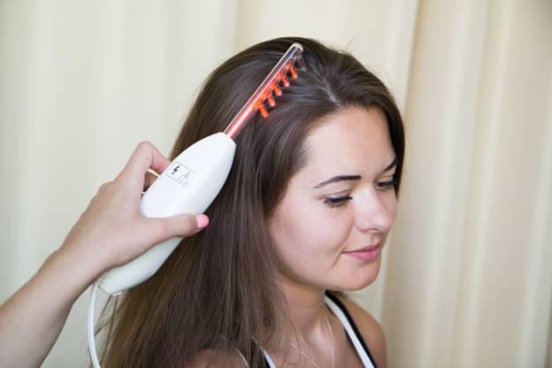 Способы дарсонвализации волос