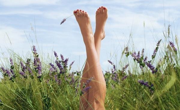 вонючие ноги что делать