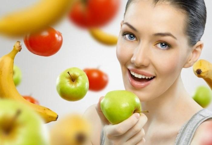 ксероз и правильное питание