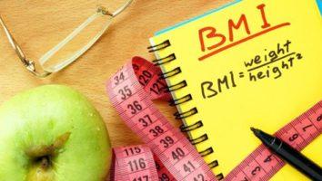 индекс массы тела рассчитать для женщин