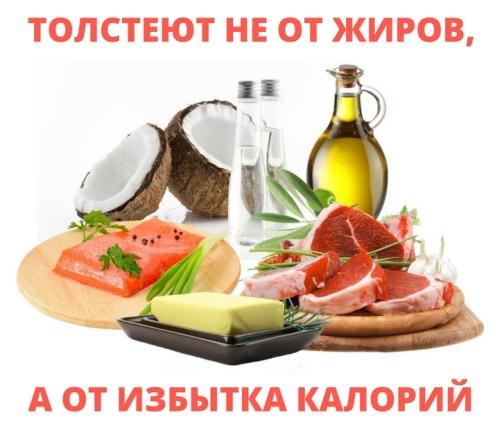 суточная норма потребления жиров