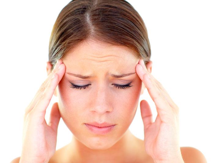 признаки мигрени